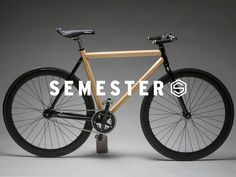 Herobike // The Semester, Bamboo Bike // The Semester is our newest complete bamboo bike. It is made from bamboo with carbon fiber lined, engineer hex tubes. This bike is locally grown and built to create brighter futures for the people of Greensboro, AL. Bamboo Bicycle, Wooden Bicycle, Bicycle Paint Job, Bicycle Painting, Bmx, Cargo Bike, Bike Frame, Bicycle Design, Road Bike