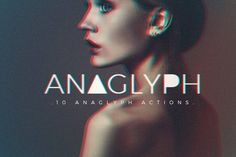 Cover Image For Anaglyph Photoshop Actions Add Anaglyph Fx to your image with a few click. — Features 4 Basic Anaglyph + 11 Experimental Anaglyph Actions Instruction Included Professional Visual Effect Non Destructive FX Adjustable Effect Best Photoshop Actions, Free Photoshop, Photoshop Brushes, Photoshop Tutorial, Photoshop Plugins, Diy Tutorial, Double Exposition, Photoshop Filters, Effects Photoshop