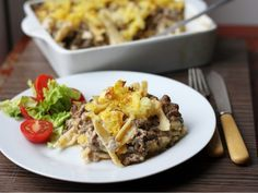Recipe of the Day: Ground Beef Casserole