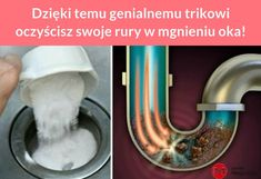 With The Help Of This Genius Trick You`ll Clean Your Clogged Drainpipes In Only 2 Minutes!With The Help Of This Genius Trick You`ll Clean Your Clogged. Home Beauty Tips, Beauty Hacks, Clean Clogged Drain, Clogged Drains, Healthy Tips, Healthy Skin, What Causes Hair Loss, 2nd Day Hair, Ale