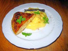 LAS RECETAS DE MAMA ROSA: Tortilla dulce de manzana y azúcar de caña
