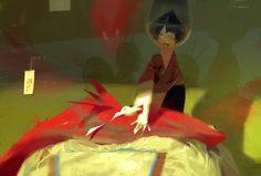 Alien fish by Sergey Kolesov Art And Illustration, Medical Illustration, Illustrations And Posters, Andy Warhol, Sergey Kolesov, Alien Fish, Computer Kunst, Adventure Time Style, Pixel Art