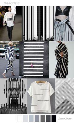 "First & foremost, I am thrilled to be a regular contributor for Liberty 4 Fashion. ""Bar Code"" is a trend call-out for SS17. Stripes aren't going anywhere. What I'm seeing is a new take on stripes in layout, manipulation & placements. The black, white, grey neutral story lends itself to the graphic nature of stripes, keeping this look both classic & modern. Stay inspired, create & share. xo, Kristine PatternCurator™ is a forecasting company focused on reporting relevant..."
