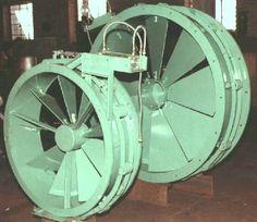 Product Image Axial Flow Fan, Air Ventilation, Vacuum Pump, Cannon, Image