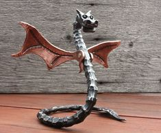 Forged baby dragon