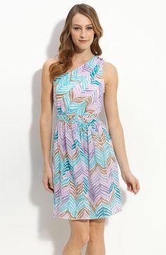 Trina! I am so in love with this dress. http://shop.nordstrom.com/s/trina-turk-renita-one-shoulder-silk-dress/3136263