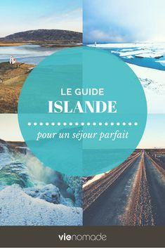 Islande: guide du séjour parfait Places In Europe, Places To Travel, Destinations D'europe, Lovely Travels, Les Fjords, Iceland Landscape, Voyage Europe, Destination Voyage, Tips & Tricks