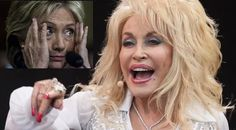OUCH! Dolly Parton Just HUMILIATED Hilary Clinton In Public Once Again… ⋆ Freedom Daily
