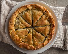 Χορτόπιτα με σπιτικό φύλλο χωρίς γλουτένη - madameginger.com Gluten Free, Pie, Desserts, Food, Glutenfree, Torte, Tailgate Desserts, Pastel, Meal