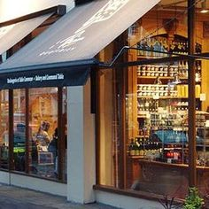 Le Pain Quotidien on Marylebone High Street does huge bowls of coffee, ideal for those early morning meetings, and we also love their home made granola..