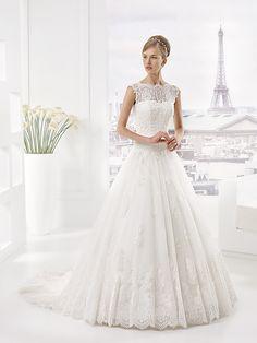 1//6 tube charmant robe de mariage pour poupée  habiller décor blanc