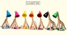 Handmade Kids' Giraffe Lamps
