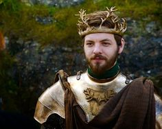 My Beautiful Rainbow King Renly <3
