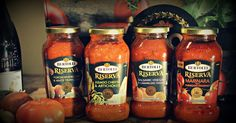 3 Princes And A Princess 2: Bertolli Riserva Sauces and #MyTuscanTable