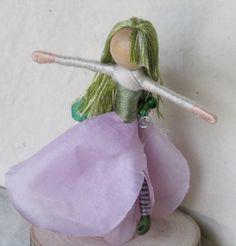 Waldorf Flower Fairy Doll