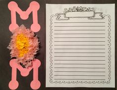 2nd Grade Snickerdoodles: Mother's Day Freebie
