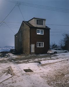 """TODD HIDO: """"House Sitting: The Photography of Todd Hido"""" (1998) « ASX 