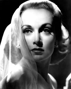 Carole Lombard photographed for To Be Or Not To Be (1942)