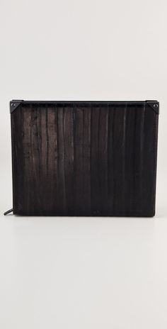 Alexander Wang Leather Prisma iPad Case
