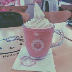 Hello Kitty Cafe  Myeongdong, Seoul