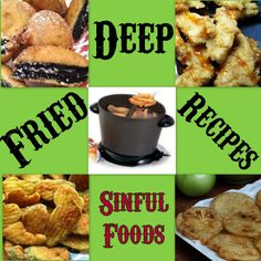 Even though I absolutely love fried foods, I really try to not use my Presto Deep fryer too frequently. I know fried foods are not good for ...