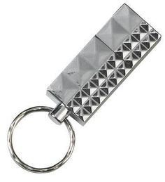Elegant Stainless Steel Slim USB Drive - Polished stainless-steel design, thin and light-weighted - Certifications : FCC, CE...