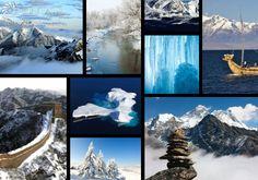 Lenyűgöző téli tájak #TinTatu #Fotokonyv #Tel #Winter Mosaic, Outdoor, Ink, Outdoors, Mosaics, Outdoor Games, The Great Outdoors, Mosaic Art