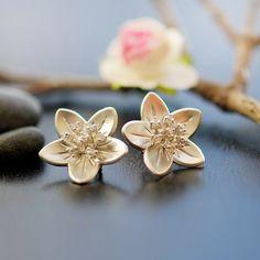 Earrings by Julie Dee Smith