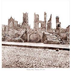Civil War Ruins