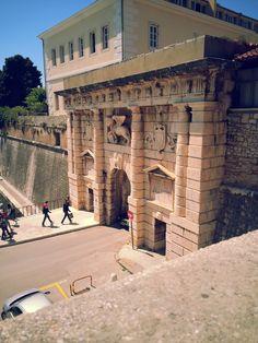 Croatia, Zadar, gate city