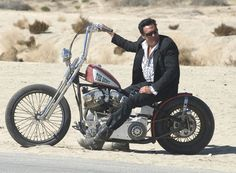 The Gent's bike from hell ride, (a flyrite chopper) Classic Harley Davidson, Harley Davidson Chopper, Harley Davidson Motorcycles, Motos Vintage, Vintage Motorcycles, Custom Motorcycles, Custom Choppers, Triumph Motorcycles, Bobber Bikes