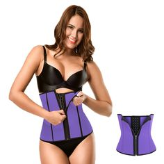 ac996a0416 Oem Service Women Fitness Sport Slimming Corset Neoprene Waist Trainer With  Zipper