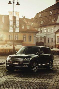 Range Rover - autobiography