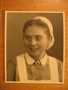 1940  DRK Krankenschwester nurse Bonn