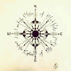 Beautiful Art Compass Drawing Soul Tattoo Compass Tattoo Beautiful Compass Drawing Beautiful Compass Tattoo Sketch Drawing Not All Those Who Compass Drawing, Compass Tattoo Design, Mandala Compass Tattoo, Nautical Compass Tattoo, Compass Art, Sextant Tattoo, Seele Tattoo, Tatuajes Tattoos, Tatoos