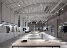 Theory Store on Melrose by Nendo