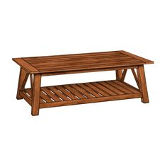 Cottage Coffee Table - Ethan Allen US