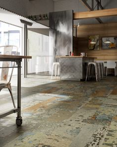 Modern Industrial - Timber Ice by Alhambra Home & Garden | Alhambra Home & Garden