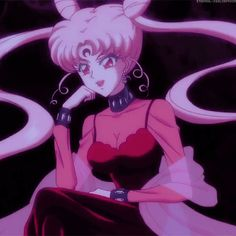Pretty Guardian Sailor Moon Crystal - Black Lady