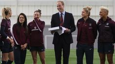 Women's World Cup: Prince William praises England campaign England Ladies Football, Women's World Cup, Prince William, Squad, Campaign, Prince Will, Layering, Manga