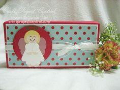 Angel Gift Box & Punch Art Page!