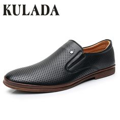 Shoes Men's Boots Kulada 2019 Mens Ankle Boots Leather Comfortable Spring&autumn Warm Waterproof Fashion Men Casual Lace-up Shoes