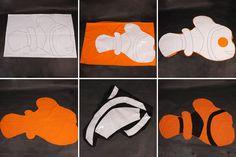 DIY Nemo Costume Step 01