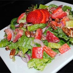 Strawberry Salad I