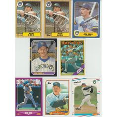 Huge 50 Different ROB DEER cards lot Brewers Tigers Sox 1986 - 1994 Gold Listing in the 1980-1989,Sets,MLB,Baseball,Sports Cards,Sport Memorabilia & Cards Category on eBid United States | 147977734