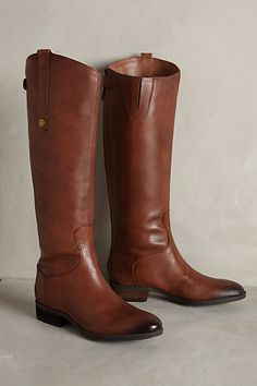 Anthropologie Sam Edelman Penny Boots #anthrofave