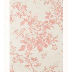 Alderney Raspberry Wallpaper