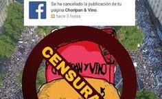 """#CENSURA: EN EL DIA DEL CACEROLAZO FACEBOOK BLOQUEO LA PAGINA ANTIMACRISTA CON MAS SEGUIDORES   """"Informar es prioridad en un contexto de destrucción del país""""  Es """"Choripan & Vino"""". Tiene 250.000 seguidores. Hubo un fuerte repudio en las redes. El comunicado de los administradores.La página de Facebook antimacrista con más seguidores es """"Choripan & Vino"""". Tiene más de 250.000 seguidores y se caracteriza por sus posteos en contra de la gestión de Mauricio Macri. Llamativamente la fan page fue…"""