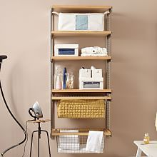 Closet Organization System and Storage from West Elm.