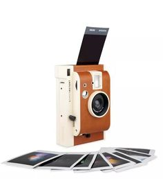 Lomo'Instant Camera blends instant gratification with the fun of analog shooting